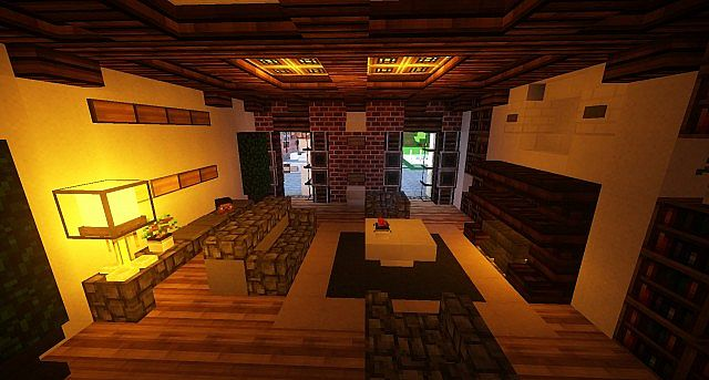 Plantation Mansion Minecraft building history ideas house 6