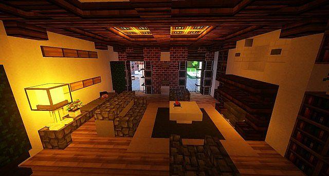 Plantation Mansion Minecraft building history ideas house 6