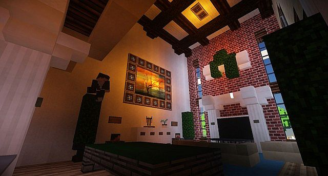 Plantation Mansion Minecraft building history ideas house 7
