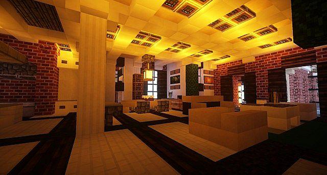 Plantation Mansion Minecraft building history ideas house 9