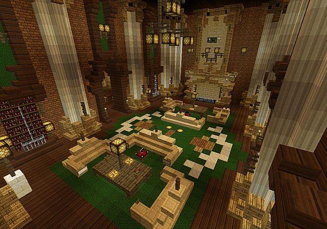 The Palace of Daibahr bouiyait minecraft building ideas tower 15