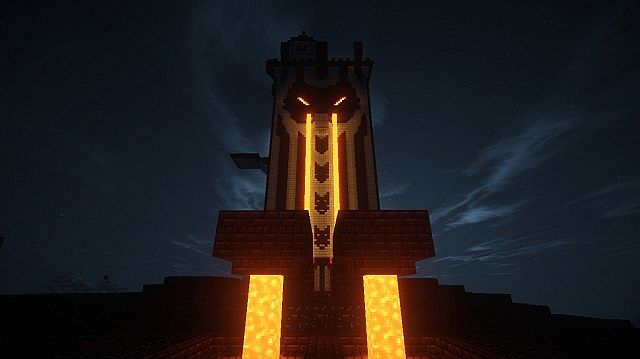 CloudTop The World Above The Clouds minecraft castle ideas 8