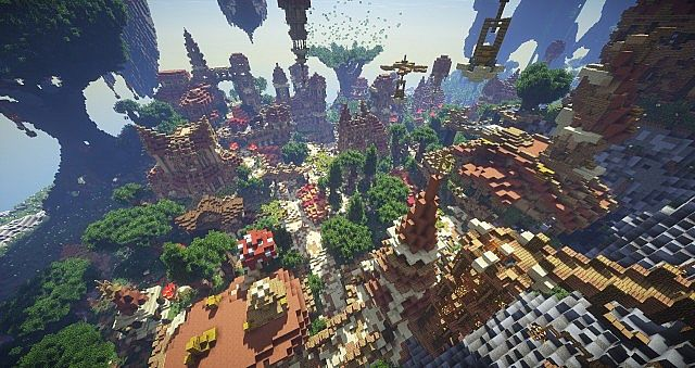 Hearthveil lost in thought clouds minecraft building ideas 12