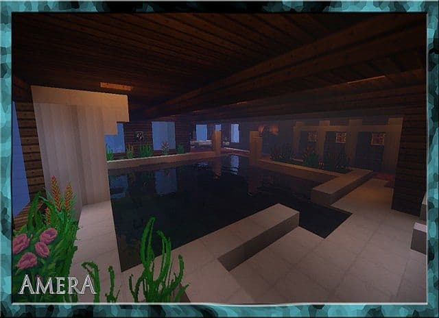 Amera Sky Vill Minecraft Building Inc