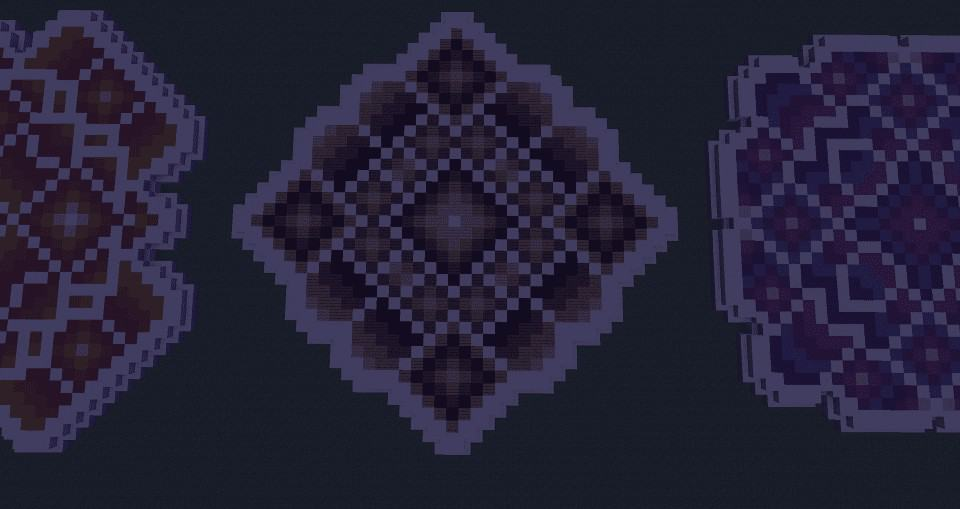 Brown Minecraft Floor Pattern Ideas