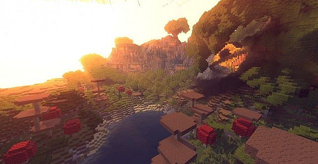 Genesis Turtle A Living Ark minecraft building ideas 3