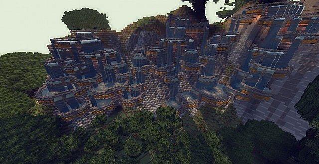 Genesis Turtle A Living Ark minecraft building ideas 4