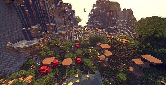 Genesis Turtle A Living Ark minecraft building ideas 7