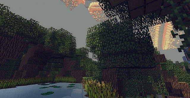Genesis Turtle A Living Ark minecraft building ideas 9