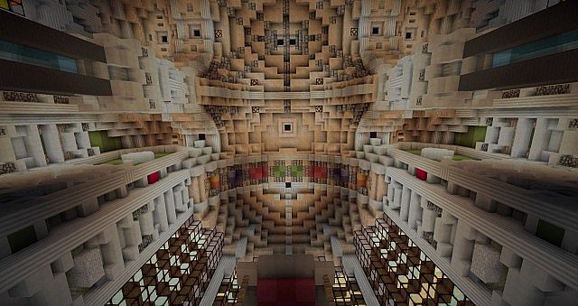 Basilica Notre Dame de Fourviere minecraft building ideas castle mountain 13
