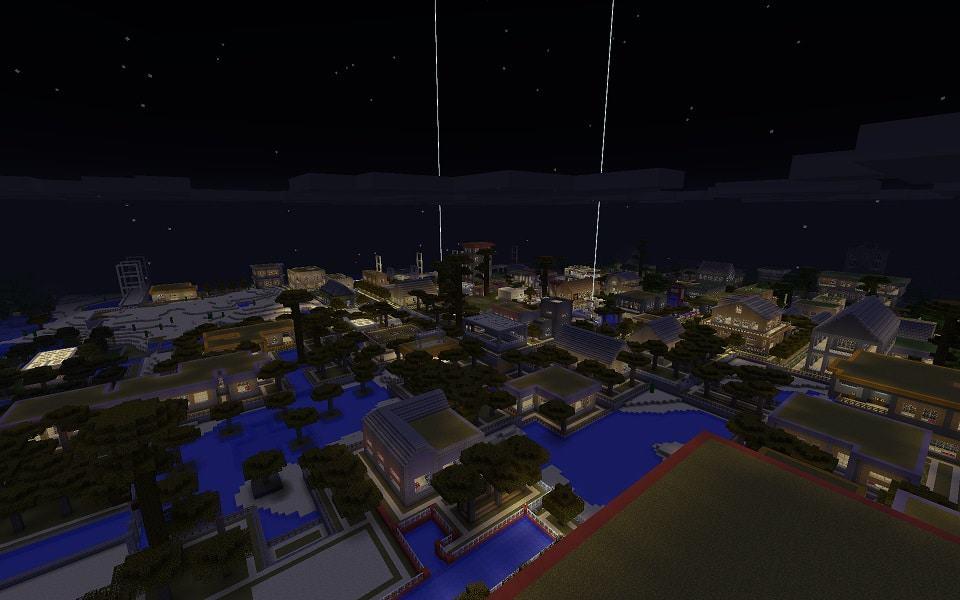 My World Minecraft bulding city ideas 6
