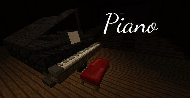 Photo of Playable Grand Piano