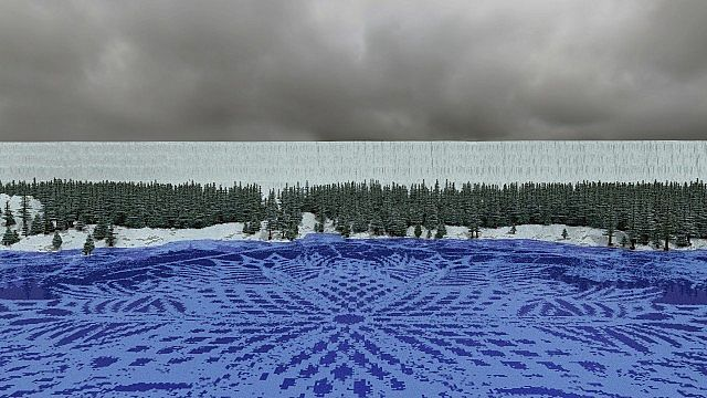 The Wall with Castle Black minecraft game of thrones download build ideas 5