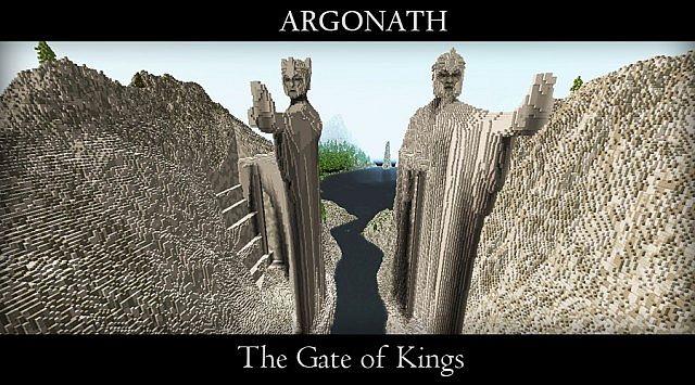 Photo of Argonath – The Gate of Kings | LOTR