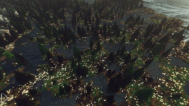 Download Meiva - Dance of the Elements  Survival Map Download swamps in the mist