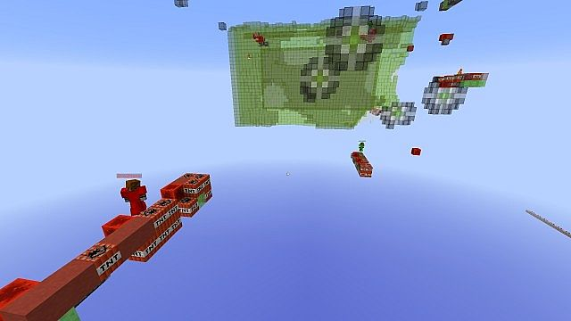 Missile Wars Mini Game for 1.8.1 minecraft building ideas 10
