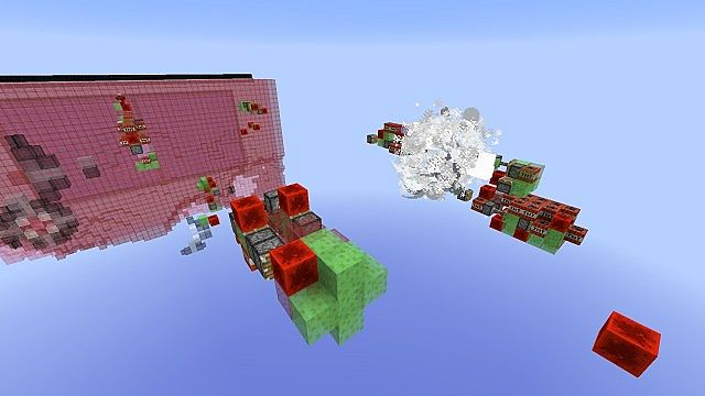 Missile Wars Mini Game for 1.8.1 minecraft building ideas 11