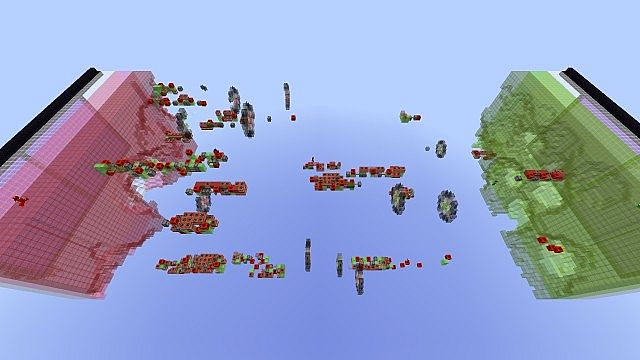 Missile Wars Mini Game for 1.8.1 minecraft building ideas 4