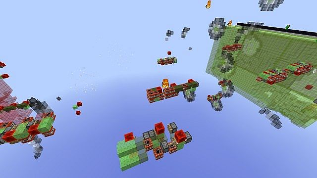 Missile Wars Mini Game for 1.8.1 minecraft building ideas 6