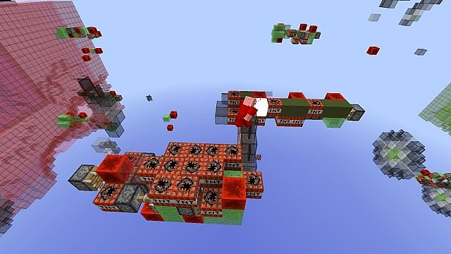 Missile Wars Mini Game for 1.8.1 minecraft building ideas 8