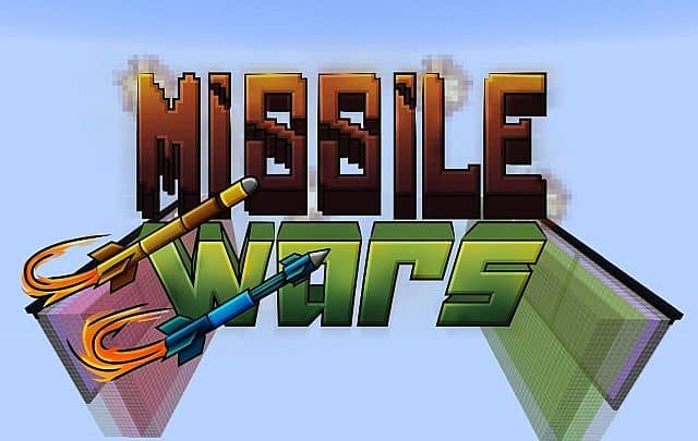 Photo of Missile Wars Mini Game for 1.8.1