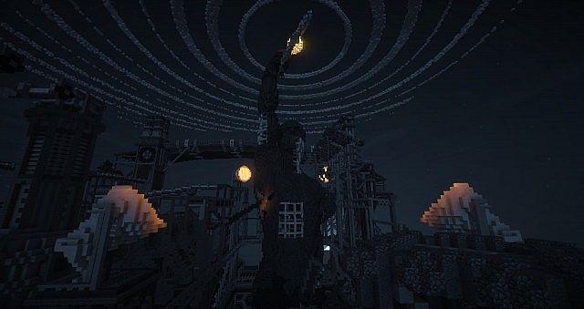 BlockWorks Inc Minecraft building ideas city iron industrial 11