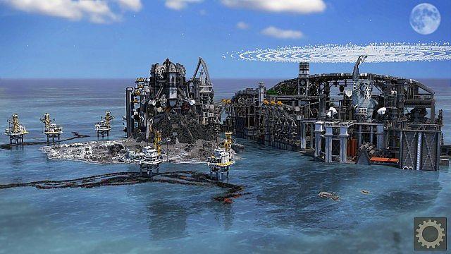 BlockWorks Inc Minecraft building ideas city iron industrial 2