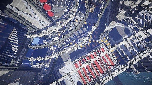 BlockWorks Inc Minecraft building ideas city iron industrial 20