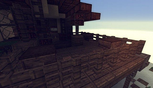 The Ol Shroom Inn Minecraft Building Inc