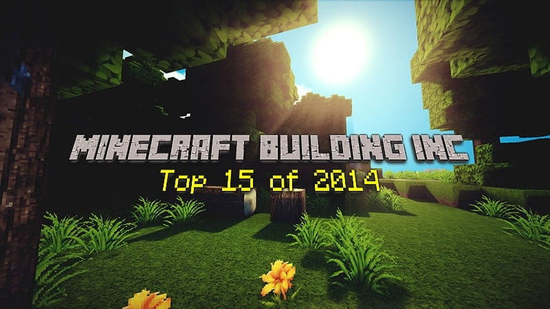 Photo of Top 15 Minecraft Buildings of 2014