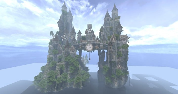 Photo of Clockwork Isle Castle