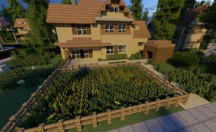 Small House Blueprints