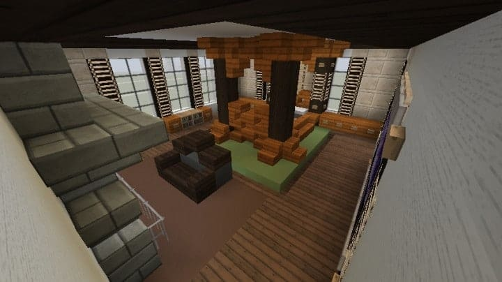 Minecraft Victorian House City Download build ideas 8