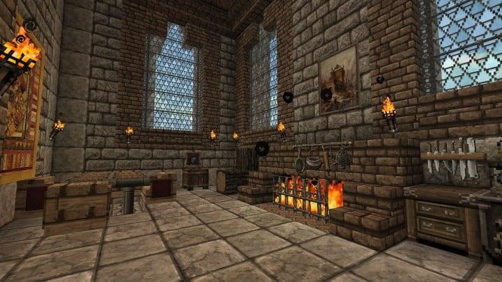 Viking Castle minecraft building ideas house home small tower 12