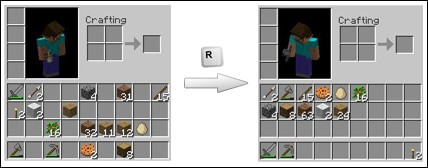 inventory tweaks mod minecraft building ideas demo
