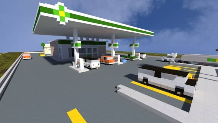Photo of BP Gas Station