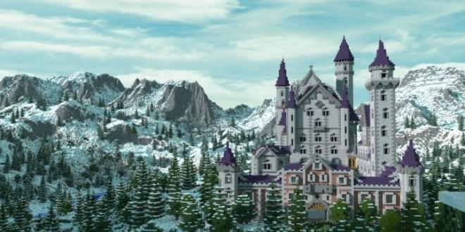 Castle Page 4 Minecraft Building Inc