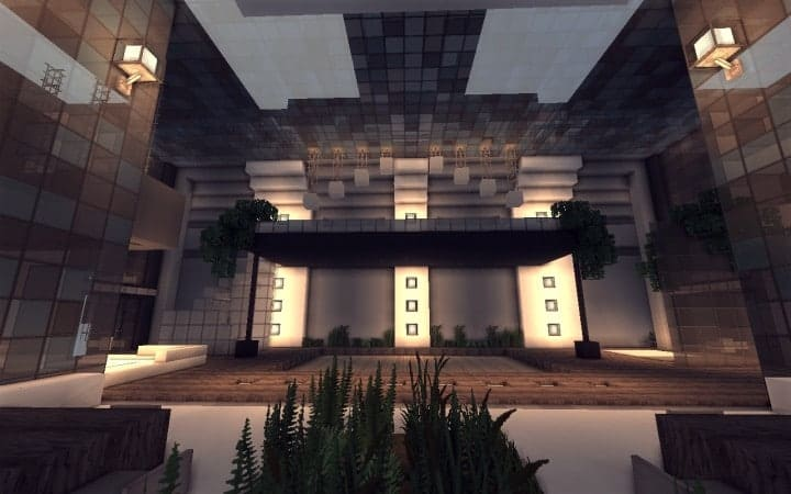 Oasis Casino minecraft building ideas inc beautiful amazing tower water design exterior 17