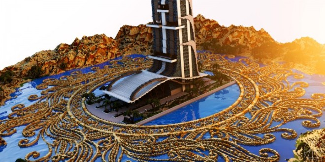 minecraft design ideas oasis casino minecraft building inc - Minecraft Design Ideas