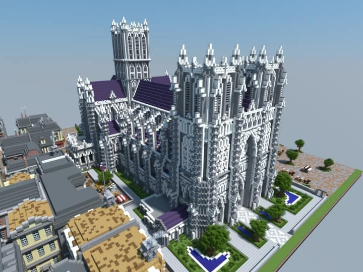 Photo of XVII Century Cathedral & City