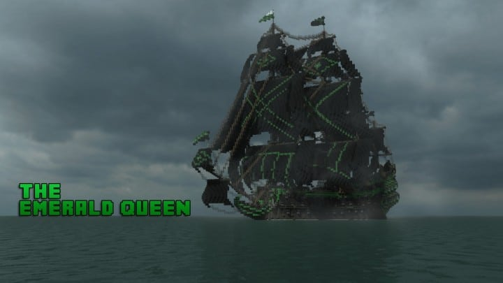 1st rate Pirate Galleon full interior download minecraft sea 1