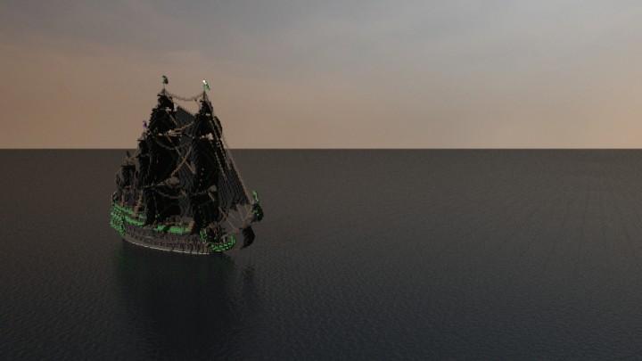 1st rate Pirate Galleon full interior download minecraft sea 10