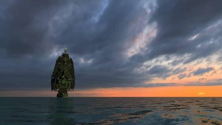 1st rate Pirate Galleon full interior download minecraft sea 11
