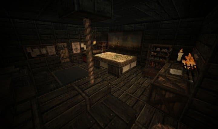 1st rate Pirate Galleon full interior download minecraft sea 16