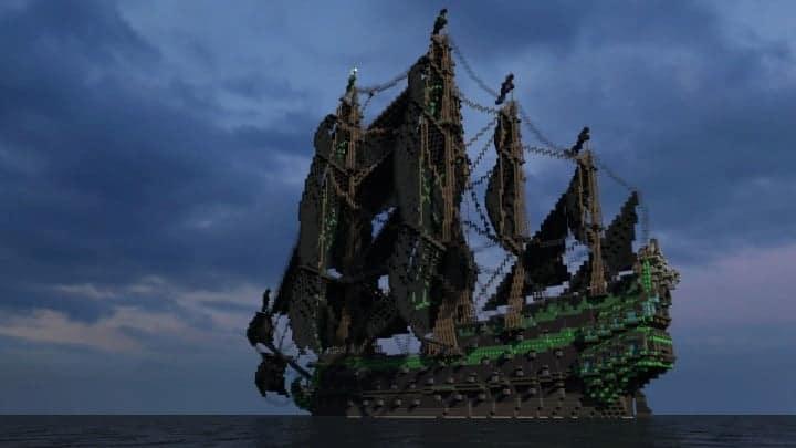 1st rate Pirate Galleon full interior download minecraft sea 3