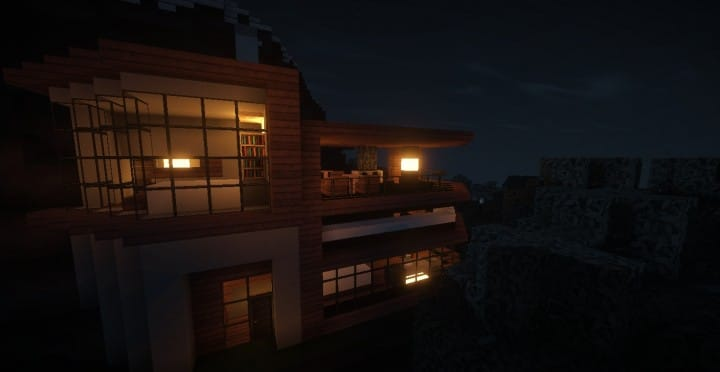 Apex modern house simple download 4