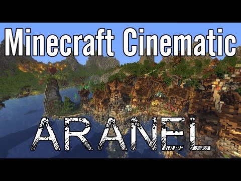 Aranel The Lost Island well built minecraft building ideas 01