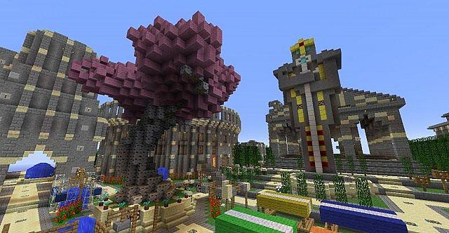 Cythera minecraft city download balloon ideas build 2