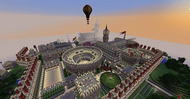 Cythera minecraft city download balloon ideas build 3