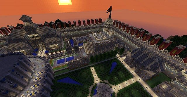 Cythera minecraft city download balloon ideas build 4